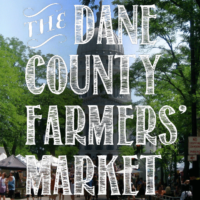 Dane County Farmer' Market