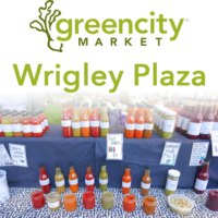 Green City Wrigley Plaza
